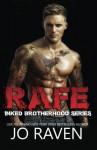 Rafe (Inked Brotherhood) (Volume 5) - Jo Raven