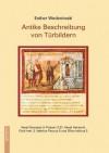 Antike Beschreibung Von T Rbildern - Esther Wedeniwski