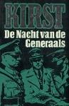 De Nacht van de Generaals - Hans Hellmut Kirst