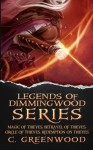 Legends of Dimmingwood, Series: Volume 1 - C. Greenwood