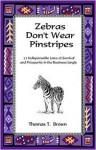 Zebras Don't Wear Pinstripes - Amanda Sanders