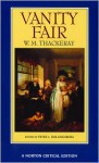 Vanity Fair (Norton Critical Edition) - William Makepeace Thackeray, Peter L. Shillingsburg