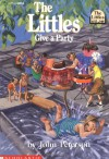 The Littles Give A Party - John Lawrence Peterson, Roberta Carter Clark