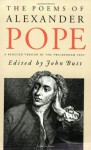 The Poems of Alexander Pope: A reduced version of the Twickenham Text - Alexander Pope, John Ball, John Butt