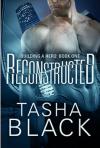 Reconstructed: Building a hero (libro 1) - Tasha Black, F.Rossi