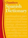 Chambers English-Spanish Dictionary - Harrap (ed.), Harrap