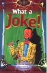 What a Joke! - Claire Saxby, Janine Dawson
