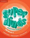 Super Minds American English Level 4 Workbook - Herbert Puchta, Günter Gerngross, Peter Lewis-Jones