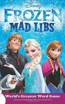 Frozen Mad Libs - Price Stern Sloan