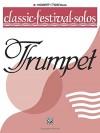 Classic Festival Solos (B-Flat Trumpet), Vol 1: Solo Book - Alfred Publishing Company Inc.