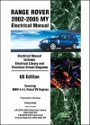 Range Rover Electrical Manual, 2002-2005 - Bentley Publishers