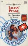No Promise of Love - Lilian Peake