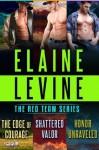 Red Team 1-3 Boxed Set - Elaine Levine