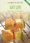 Eat Lite Vegetarian Snacks & Starters - Sanjeev Kapoor