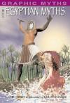 Egyptian Myths (Graphic Myths) (Graphic Myths) - Gary Jeffrey