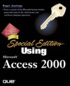 Special Edition Using Microsoft Access 2000 - Roger Jennings