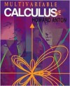 "Multivariable Graphing Software and Multivariable Calculus Fifth Edition Set: Multivariable Graphing Software: WITH ""Multivariable Calculus"" 5r.e. by Howard Anton - Inc., Intellipro, Howard Anton, Douglas A. Quinney"