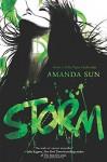 Storm (The Paper Gods) by Sun, Amanda(June 30, 2015) Paperback - Amanda Sun
