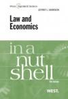 Harrison's Law and Economics in a Nutshell, 5th (Nutshell Series) - Jeffrey Harrison