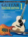 21st Century Guitar - Teacher's Edition 1 - Aaron Stang