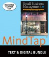 Bundle: Small Business Management: Launching & Growing Entrepreneurial Ventures, Loose-Leaf Version, 18th + MindTap Management with Live Plan, 1 term (6 months) Printed Access Card - Justin G. Longenecker, J. William Petty, Leslie E. Palich, Frank Hoy