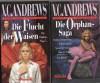 Die Orphan-Saga (alle 5 Romane: Dunkler Schmetterling - Geliebte Crystal - Spiegel der Schatten - Haus der Tränen - Die Flucht der Waisen!) - V. C. Andrews