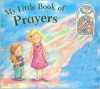 My Little Book of Prayers With Cross - Veronica Vasylenko