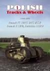 RENAULT FT 17/NC 1/NC 2/TSF, RENAULT R 35/40, HOTCHKISS H35/39 (Polish Tracks & Wheels) - Adam Jonca