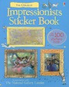 Impressionists Sticker Book - Sarah Courtauld