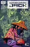 Samurai Jack #13 - Jim Zub, Andy Suriano, Ethen Beavers