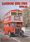 London Bus File 1950-54 - Ken Glazier, Ken Glazierm
