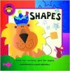 Shapes: A Busy Fingers Book - Janie Louise Hunt, Claire Chrystall