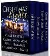 Christmas Lights: A Collection of Inspiring Christmas Novellas - Vikki Kestell, Cathe Swanson, April Hayman, Chautona Havig