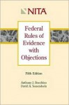 Federal Rules of Evidence with Objections: Reflects Changes Made to the Federal Rules of Evidence Through December 1, 1998 - Anthony J. Bocchino, David A. Sonenshein