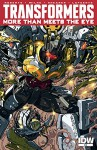 Transformers: More Than Meets the Eye (2011-) #46 - James Roberts, Alex Milne