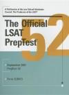 The Official LSAT PrepTest 52 - Wendy Margolis