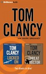 Tom Clancy - Locked On & Threat Vector 2-in-1 Collection - Tom Clancy, Lou Diamond Phillips, Mark Greaney