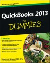 QuickBooks 2013 For Dummies - Stephen L. Nelson