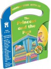 The Princess and the Pea Handle Book [With CD] - Vincent Douglas
