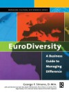 EuroDiversity (Managing Cultural Differences) - George F. Simons