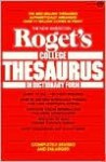 New American Roget's College Thesaurus in Dictionary Form - Philip Morehead, Dictionary