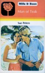 Man of Teak - Sue Peters