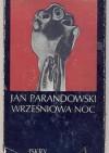 Wrześniowa noc - Jan Parandowski
