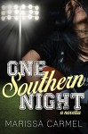 One Southern Night (A Novella) - Marissa Carmel, Jenny Sims, Perfectly Publishable, Cover Me Darling