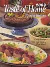 Taste Of Home Annual Recipes 2004 - Jean Steiner