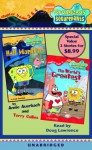 SpongeBob Squarepants: Chapter Books 3 and 4: SpongeBob Squarepants #3: Hall Monitor; SpongeBob Squarepants #4: The World's Greatest Valentine (Spongebob Squarepants) - Annie Auerbach, Terry Collins