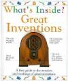 What's Inside?: Great Inventions - DK Publishing