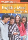 English in Mind Starter a Combo with Audio CD/CD-ROM - Herbert Puchta, Richard Carter, Jeff Stranks