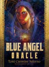 Blue Angel Oracle: Oracle Card and Book Set - Toni Carmine Salerno