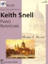 Keith Snell: Piano Repertoire: Baroque & Classical, Level One - Keith Snell